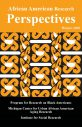 African American Research Perspectives Winter 2010 Volume 11, Issue 1