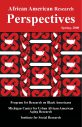 African American Research Perspectives Spring 2008 Volume 10, Issue 1